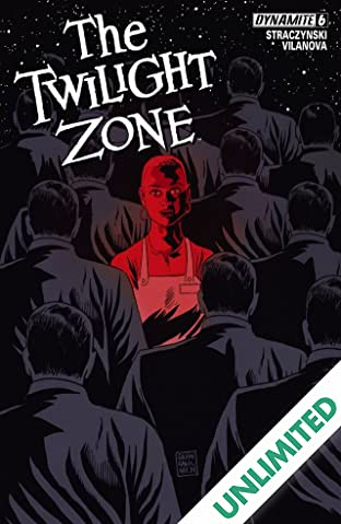 The Twilight Zone #6: Digital Exclusive Edition